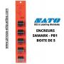 Encreurs SATO : Etiqueteuses SAMARK  - PB 1