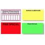 Étiquettes Personnalisée Compatible Étiqueteuse Avery 113120X11mm 1 ligne