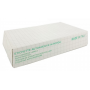 PACK 26X12 : 36 RLX ETIQUETTES BLANCHES + 1 Etiqueteuse 26x12 mm