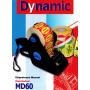 DISTRIBTEUR - DÉVIDEUR - APPLICATEUR D'ÉTIQUETTES : DYNAMIC MD 60
