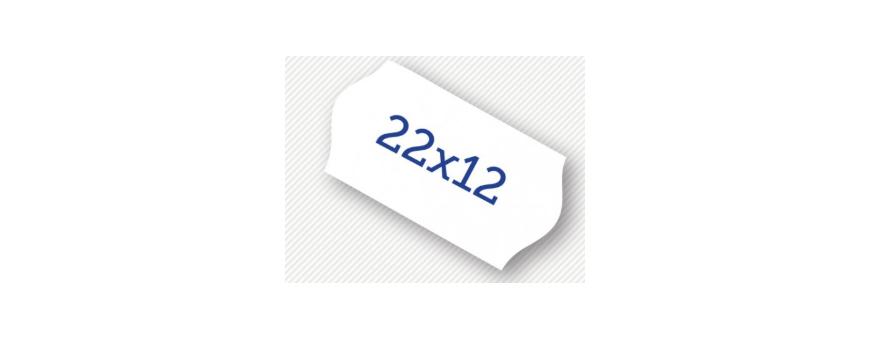 22X12 MM