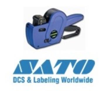 Étiquettes pour Étiqueteuse Sato PB-1