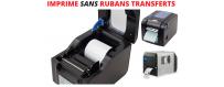 Etiquettes Thermique en rouleaux pour Imprimante